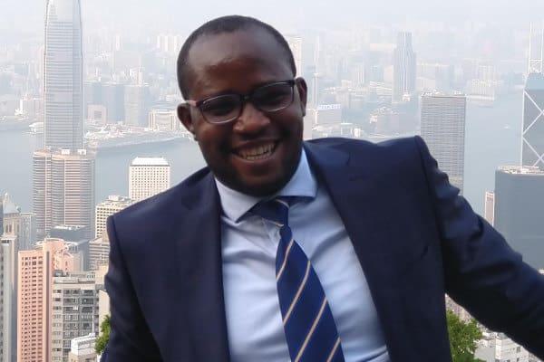 Meet the Student: Wycliff Nduga Ouma